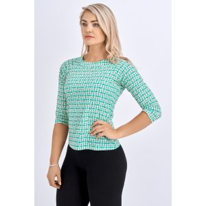 Babicoco Body fit Cotton Top with Back cut