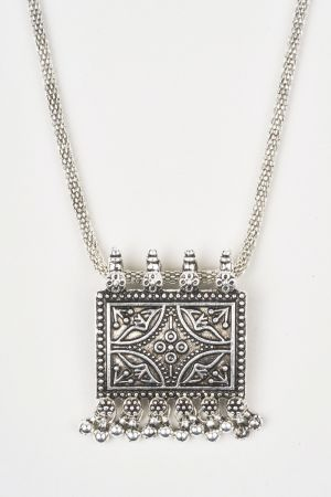 Babicoco Sterling Silver Necklace Set