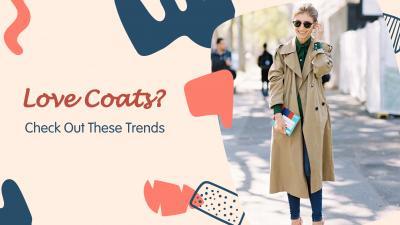 Five Coat Trends for the 2021 Autumn Season
