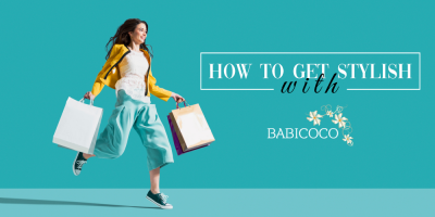 Four Easy Ways to Style Our Babicoco Collection